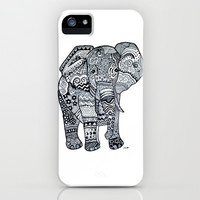 Elephant iPhone & iPod Case by Starr Shaver   Society6