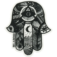 Billabong When I Sea Sticker Black One Size For Men 20951910001
