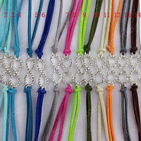 Infinite  bracelet diamond Infinite  bracelets --- 15 colors to choose