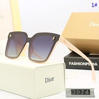 Dior New fashion polarized glasses eyeglasses women 1#