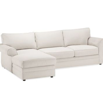 Pearce 2-Piece Sectional with Chaise