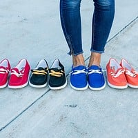 Game Day Sneakers - 4 Colors