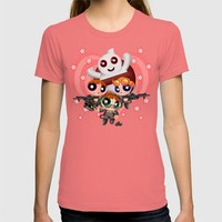 Cute Power Ghost Buster Puff Girl Squad T-shirt by Greenlight8