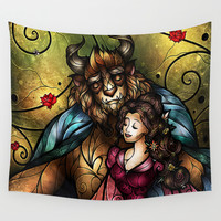 Something Sweet Wall Tapestry by Mandie Manzano