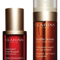 Clarins 'Age Control' Face & Eye Essentials Set ($173 Value) | Nordstrom