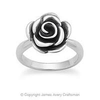 Rose Blossom Ring from James Avery