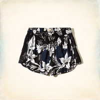 Floral Sporty Shorts