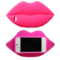 Sexy Lips 3D iPhone Case