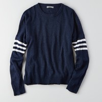 DON'T ASK WHY CREW SWEATER