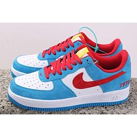 Nike Air Force 1'07 AF1 air force anime robot cat