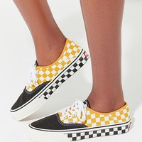 Vans Authentic SF Surf Check Sneaker   Urban Outfitters