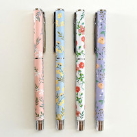 Floral Fountain Pen