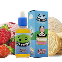 Cookie Craze - FJ's E-Liquid