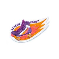 Roller Derby Patch