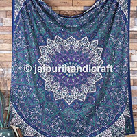 Star Multicolor Tapestries Elephant Tapestry Hippie Mandala Bohemian Wall Hanging Boho College Dorm