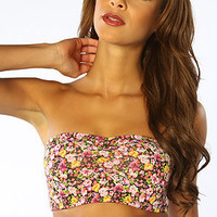 The Floral Dream Bandeau