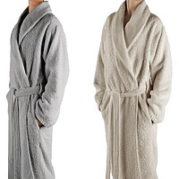 X Large Super Pile Robe by Abyss and Habidecor
