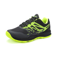 XTEP 2016 Running Shoes for Men Air Mesh Men Breathable Trainers Shoes Athletic Sports Shoes Men's Rubber Sneakers 884119609337