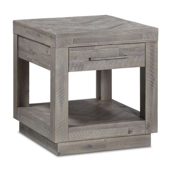 Allister End Table