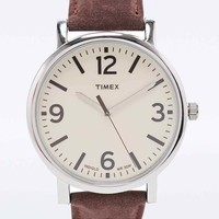 Timex Retro Classic Watch in Black - Urban Outfitters