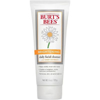 Google Express - Burts Bees Facial Cleanser, Brightening - 6 oz tube