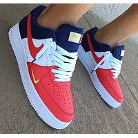 Nike Air Force 1 Low Mini Swoosh USA Sneakers shoes