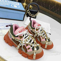 GG SEGA Mens and Womens Double G Daddy Shoes-6