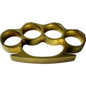 Gold Paper Weight