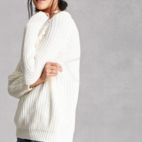 Twelve Ribbed Knit Sweater