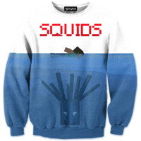 Minecraft SQUIDS Crewneck
