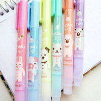 Kawaii Animal Highlighter Set