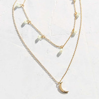 Skylight Delicate Necklace Set - Urban Outfitters