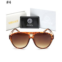 Versace 2018 street fashion men and women polarized lenses large frame sunglasses F-ZXJ #4