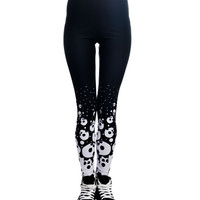 Lexy Skull Leggings
