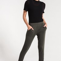 The Teardrop Jogger Pants in Rosin