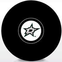 Team Logo Hockey Puck - Vancouver Canucks