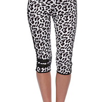 Hurley Beach Active Dri-Fit Cropped Leggings at PacSun.com