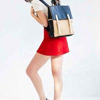 Cooperative Double Buckle Flap Backpack