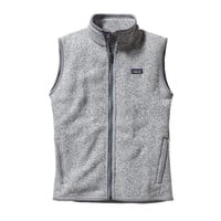 Patagonia Women's Better Sweater® Fleece Vest | Birch White
