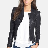 Women's BLANKNYC Faux Leather Jacket