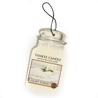Fluffy Towels Scent Gel Car Jar Ultimate by Yankee Candle
