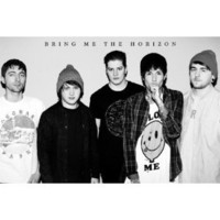 Posters: Bring Me The Horizon Poster - Sempiternal, Band (36 x 24 inches)
