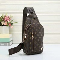 LV Fashion Women Man Waist Bag Crossbody Satchel Shoulder Bag G-LLBPFSH