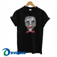 Jigsaw Graphic T Shirt Women And Men Size S To 3XL