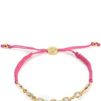 Multi Stone Friendship Bracelet by Juicy Couture, O/S