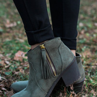 Emerald City Bootie