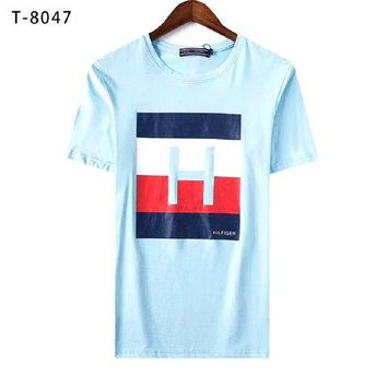 TOMMY T-Shirt Top Tee