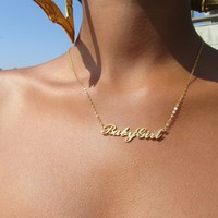 Baby Girl Necklace - Best Seller Necklace Review