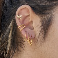 The Turlington Earring Set