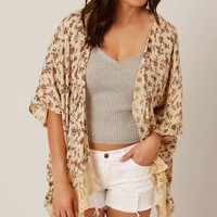Angie Floral Cardigan